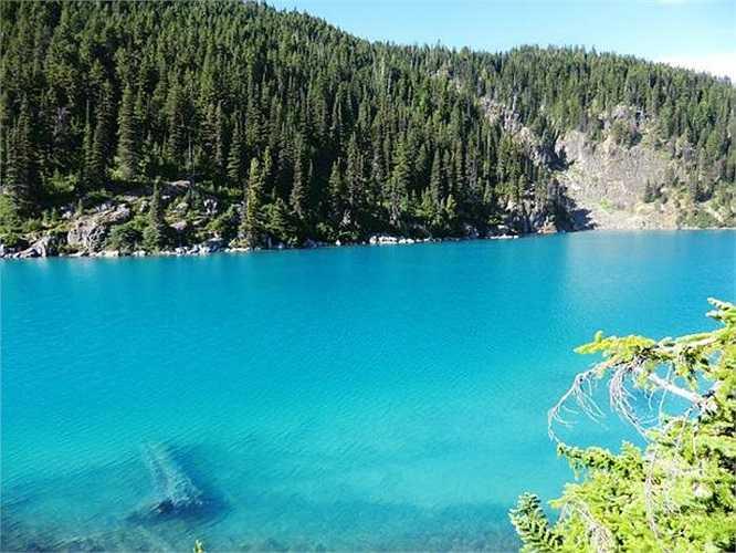 Mơ thấy hồ nước