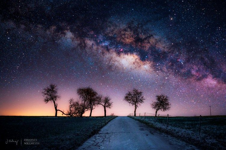Mơ thấy trời đầy sao