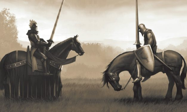 Mơ thấy chàng hiệp sĩ có ý nghĩa gì? điềm báo gì?